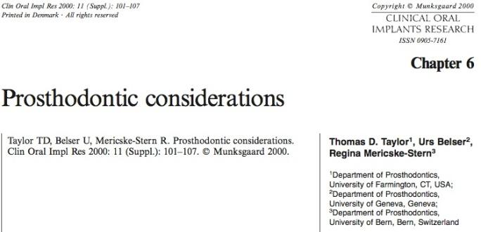 Clin Oral Impl Res 2000 Vol.11-1