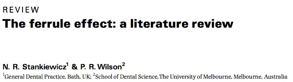 Int Endodontic J 2002 Vol.35-1